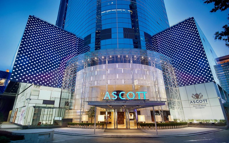 Ascott Serviced Apartment
