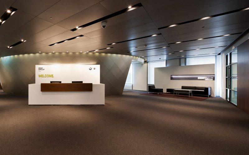 BMW Seoul HQ