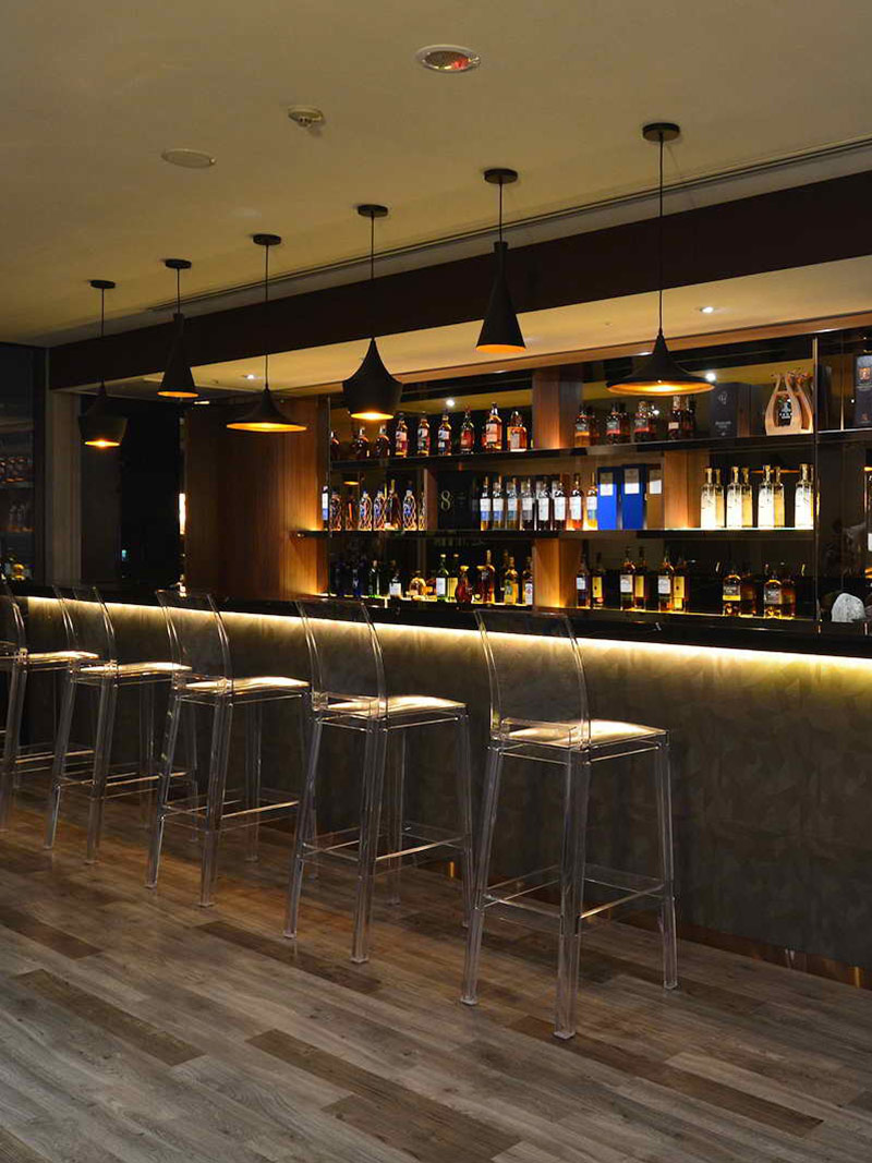 "Edrington was ranked as one of the ""6 Stunning Office Bars That Are Much Cooler Than Your Happy Hour Joint"""