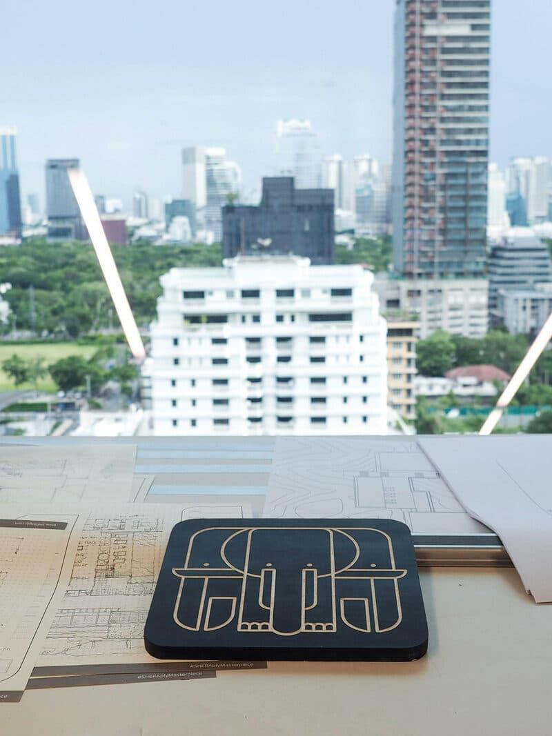 SL+A Bangkok Office